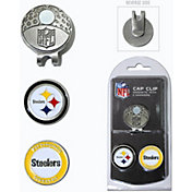 Team Golf Pittsburgh Steelers Two-Marker Cap Clip