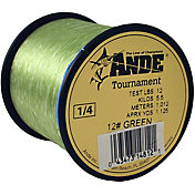 Ande Tournament Monofilament Fishing Line