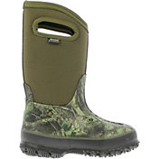 "BOGS Kids' Classic High 10"" Insulated Waterproof Work Boots"