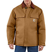 Carhartt Men's Traditional Arctic Quilt-Lined Jacket