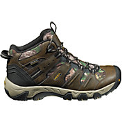 KEEN Men's Koven Mid Realtree Xtra Waterproof Hiking Boots