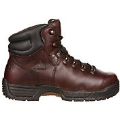 "Rocky Men's MobiLite 6"" Waterproof Steel Toe Work Boots"
