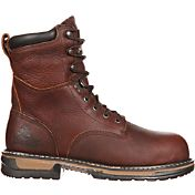 "Rocky Men's IronClad 8"" Waterproof Work Boots"