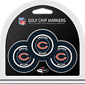 Team Golf Chicago Bears Poker Chips Ball Markers - 3-Pack