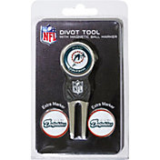 Team Golf Miami Dolphins Divot Tool and Marker Set