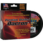 TUF-Line Premium Braided Dacron Fishing Line