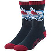 '47 Colorado Avalanche Bolt Sport Crew Socks