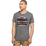 '47 Men's Arizona Diamondbacks Tri-State Grey Tri-Blend T-Shirt