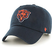 '47 Men's Chicago Bears Navy Clean Up Adjustable Hat