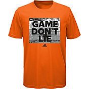 adidas Boys' Game Don't Lie Graphic Basketball T-Shirt