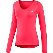 adidas Women's techfit Long Sleeve Shirt