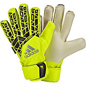 adidas Junior Ace Fingersave Soccer Goalie Gloves