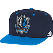 adidas Youth Dallas Mavericks On-Court Adjustable Snapback Hat