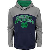 Gen2 Youth Notre Dame Fighting Irish Navy/Grey Arc Hoodie
