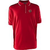 Antigua Men's Calgary Flames Xtra-Lite Elite Red Polo