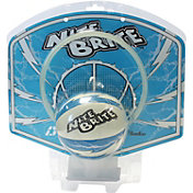 Baden Nite Brite Glow-in-the-Dark Mini Basketball and Hoop Set