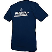 boxercraft Youth Old Dominion Monarchs Blue Just for You Crew Wordmark and Logo T-Shirt