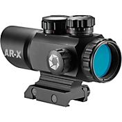 Barska AR-X 1x35 Multi-Reticle Green / Red Dot Scope