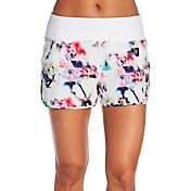 CALIA by Carrie Underwood Women's Journey Printed Running Shorts