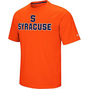 Colosseum Athletics Men's Syracuse Orange Orange Pique Performance T-Shirt