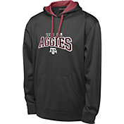 Champion Men's Texas AM Aggies Black T-Formation Performance Hoodie