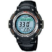 Casio Twin Sensor Digital Watch