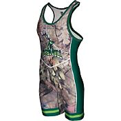 Cliff Keen Metcalf Series Alpha Bull Wrestling Singlet