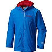Columbia Boys' Watertight Rain Jacket