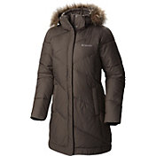 Columbia Women's Plus-Size Snow Eclipse Mid Insulated Jacket