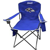Rawlings Baltimore Ravens XL Quad Chair With Cooler