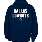 Dallas Cowboys Merchandising Youth Harold Navy Hoodie