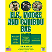 Dickson Elk, Moose and Caribou Game Bag