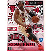 Fathead Chicago Bulls Dwyane Wade Teammate Player Wall Decal