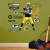Fathead Green Bay Packers Aaron Rodgers Fathead Jr.