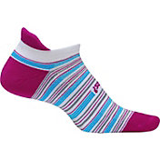 Feetures! High Performance Cushion No Show Tab Socks