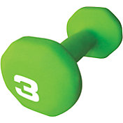 Fitness Gear 3 lb Neoprene Dumbbell