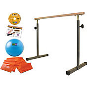 GoFit Go Barre Ball, Band and DVD Set