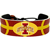 Iowa State Cyclones Team Color Basketball Bracelet