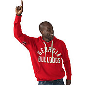 Hands High Men's Georgia Bulldogs Red Motion Hoodie