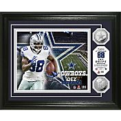 The Highland Mint Dallas Cowboys Dez Bryant Framed Silver Coin Photo Mint