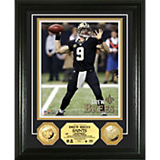 The Highland Mint New Orleans Saints Drew Brees Photo Mint