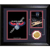 The Highland Mint Atlanta Hawks Desktop Photo Mint