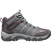 KEEN Women's Oakridge Mid Waterproof Hiking Boots
