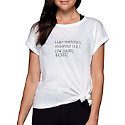 Lorna Jane Women's Highs and Lows Active T-Shirt