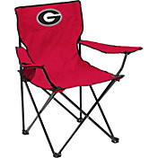 Georgia Bulldogs Team-Colored Canvas Chair