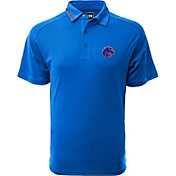 Levelwear Men's Boise State Broncos Blue Tactical Polo