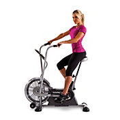 Marcy Deluxe Air Fan Exercise Bike