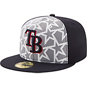 New Era Men's Tampa Bay Rays 59Fifty 2016 4th of July Authentic Hat