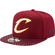 New Era Men's Cleveland Cavaliers 9Fifty Multi Star Adjustable Snapback Hat