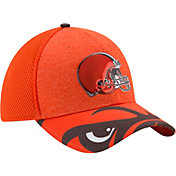 New Era Men's Cleveland Browns 2017 NFL Draft 39Thirty Adjustable Orange Hat